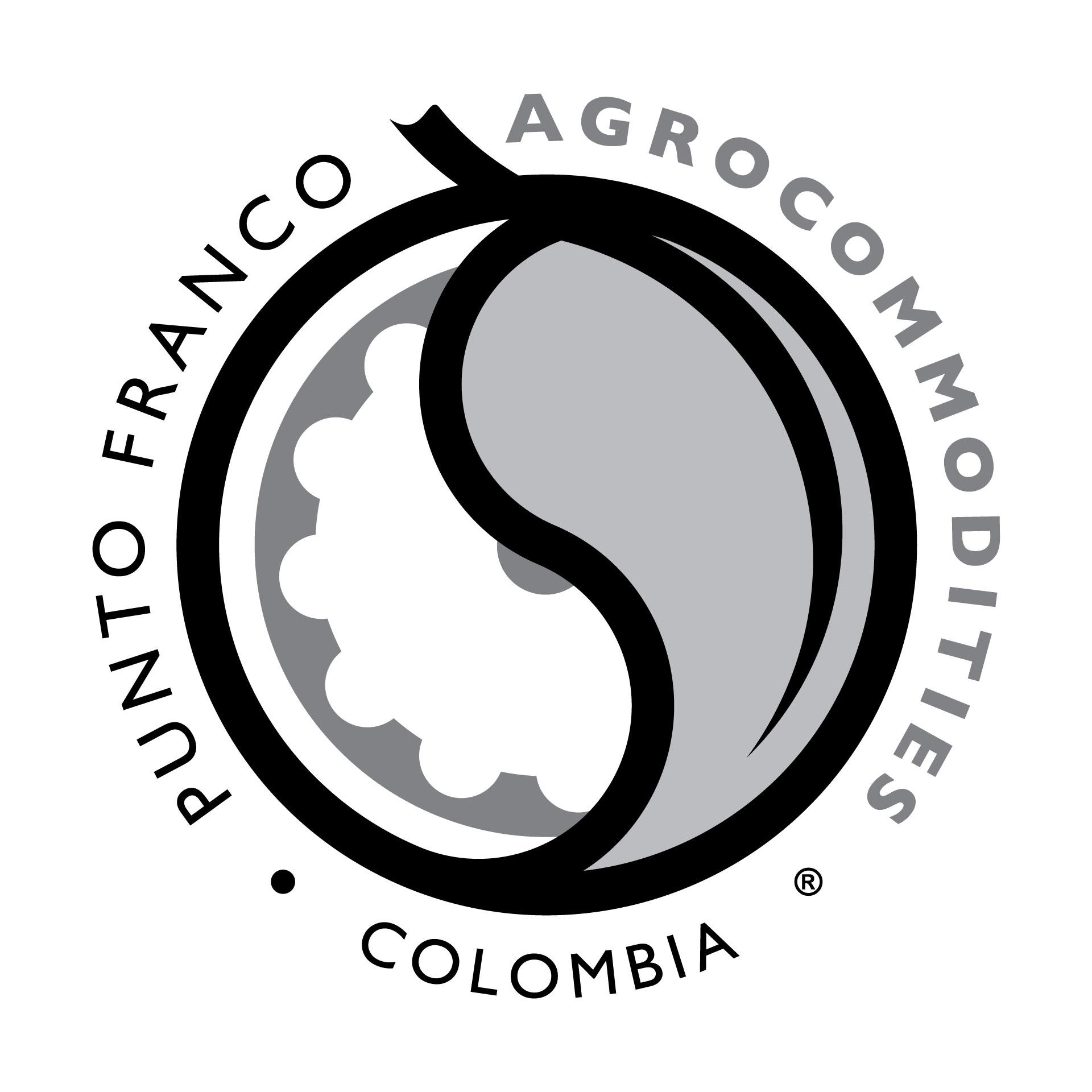 Diseño de Identidad Visual y Logotipo para la marca Punto Franco Agrocommodities