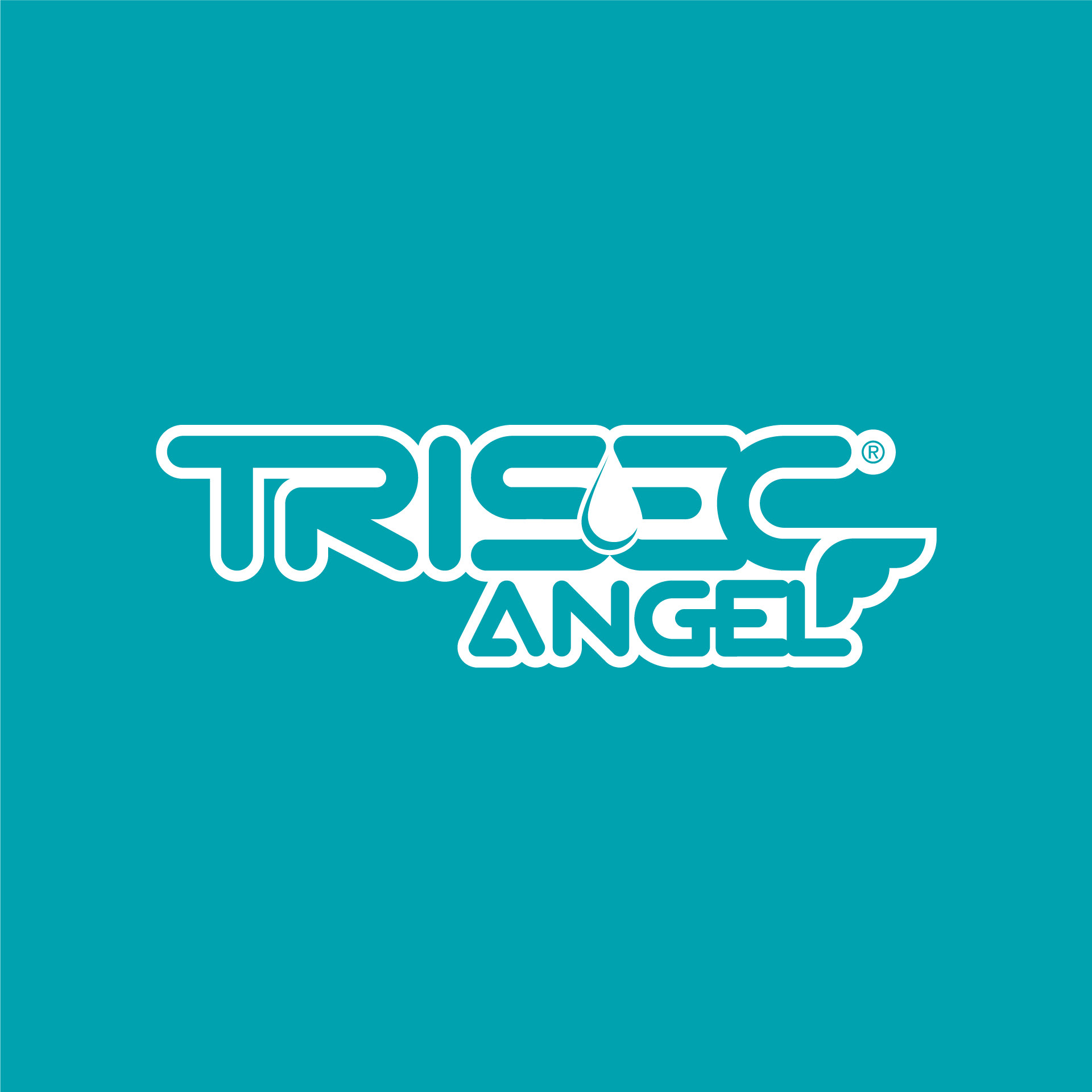 Logotipo e Identidad Visual de Marca Trisec Angel