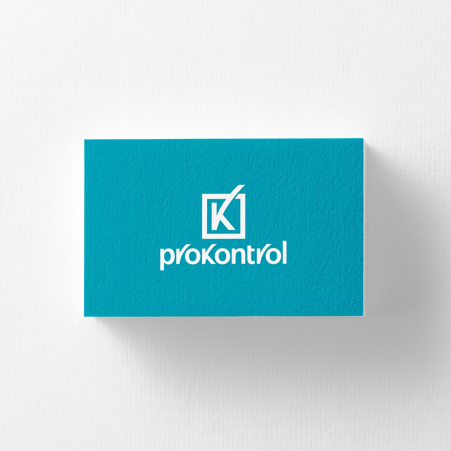 Tarjeta de Presentación Prokontrol