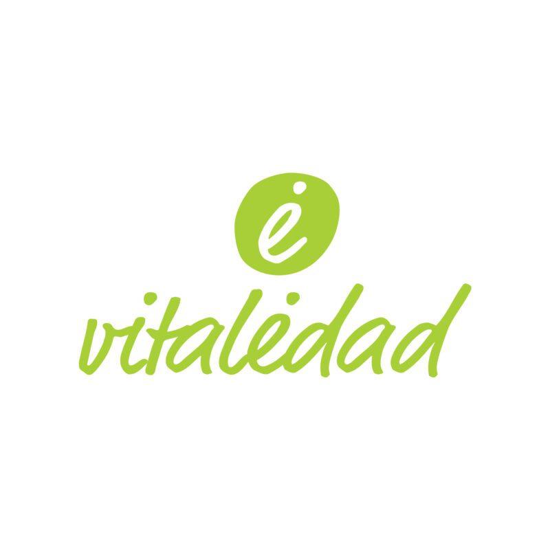 Logotipo para marca de productos antiedad Vitaledad