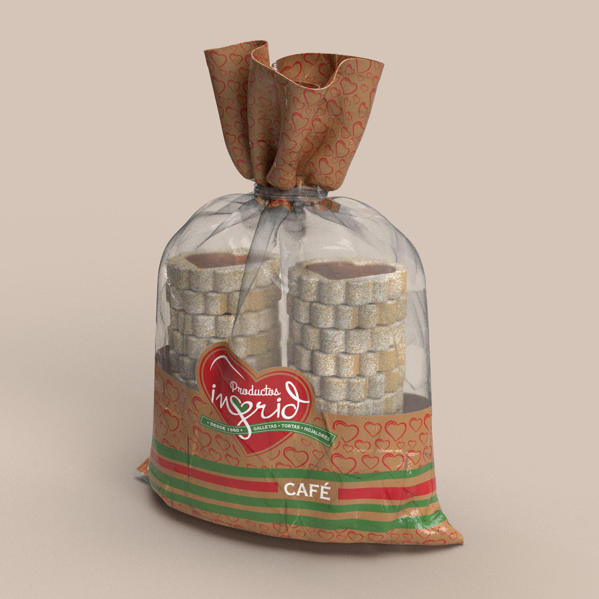 Bolsa de Galletas Productos Ingrid Opcion 2