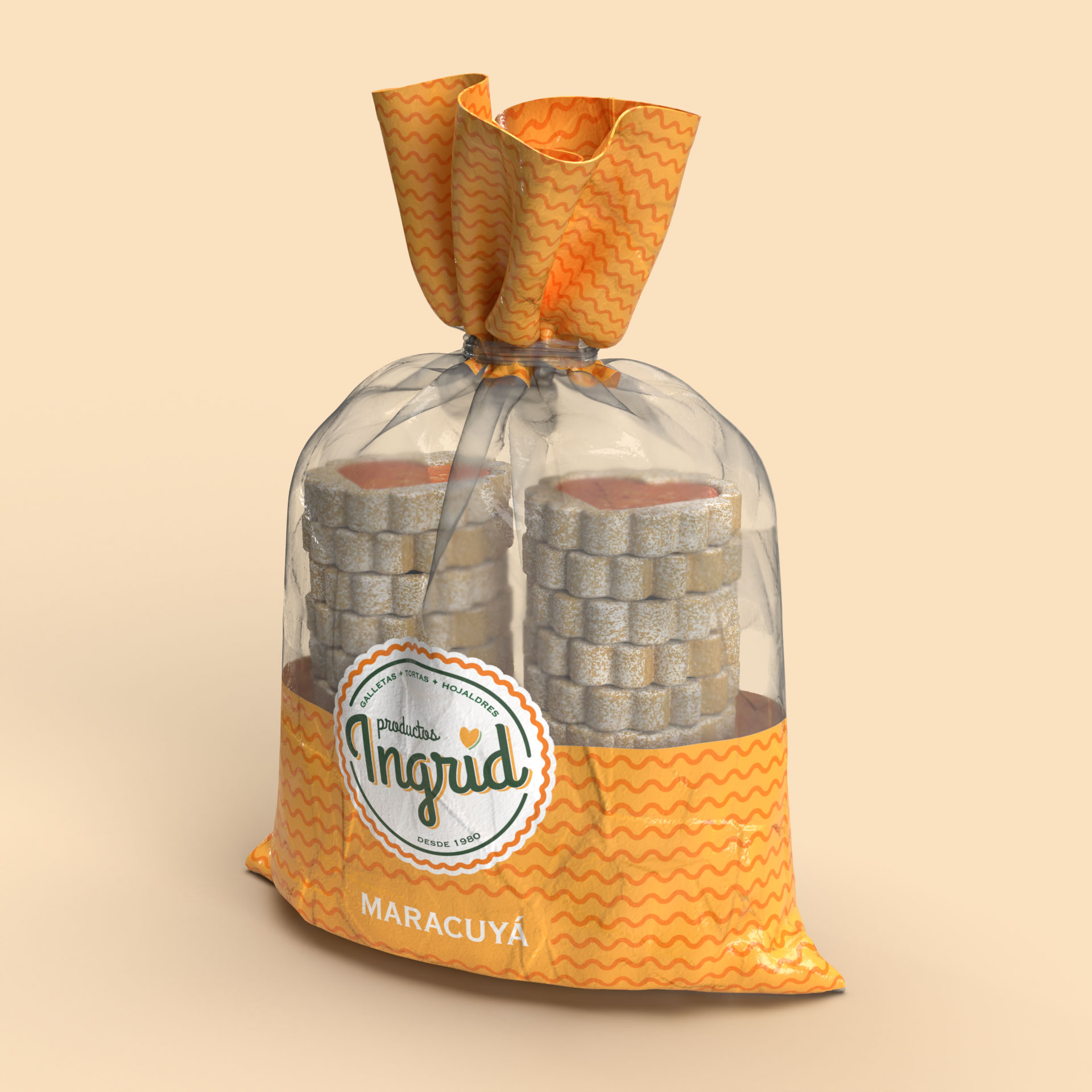 Bolsa de Galletas Productos Ingrid Opcion 3