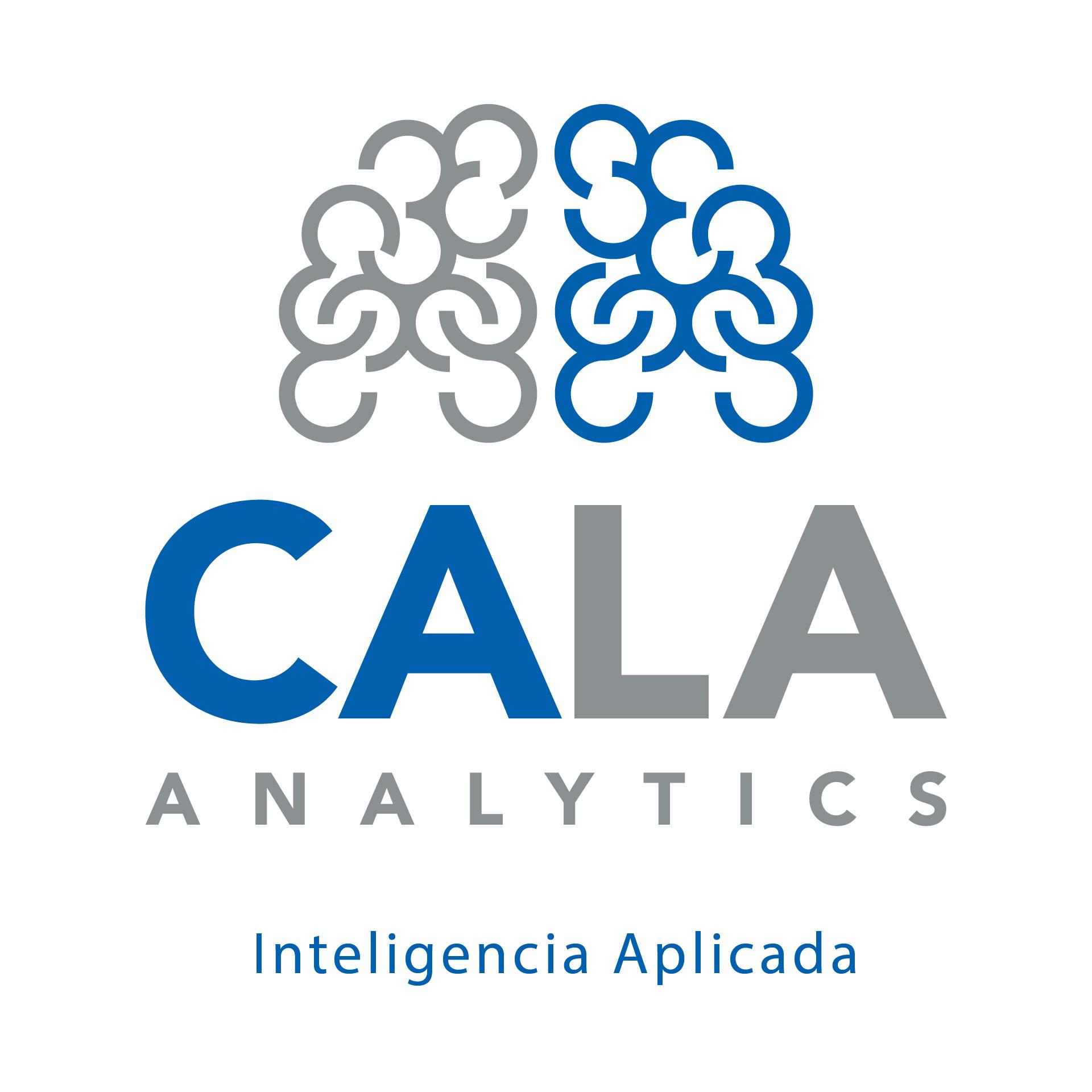 Diseño de Identidad Visual y Logotipo para la marca Cala Analytics
