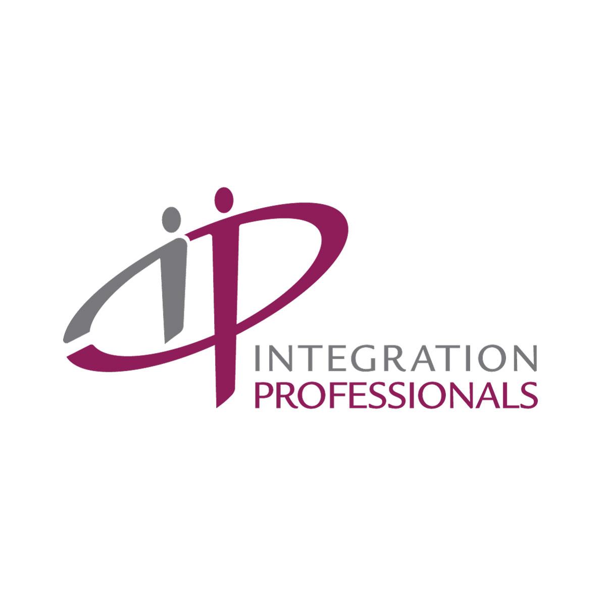 Diseño de Identidad Visual y Logotipo para la marca Integration Professionals