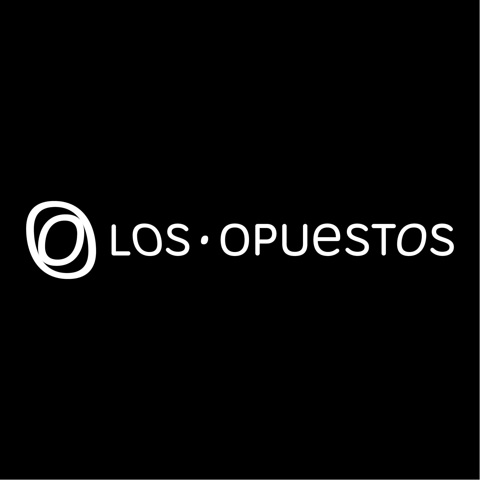 Diseño de Identidad Visual y Logotipo para la marca Los Opuestos