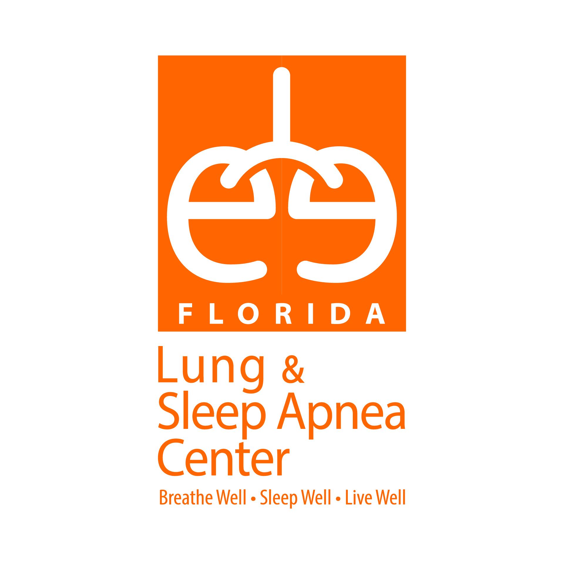 Diseño de Identidad Visual y Logotipo para la marca Lung & Sleep Apnea Center