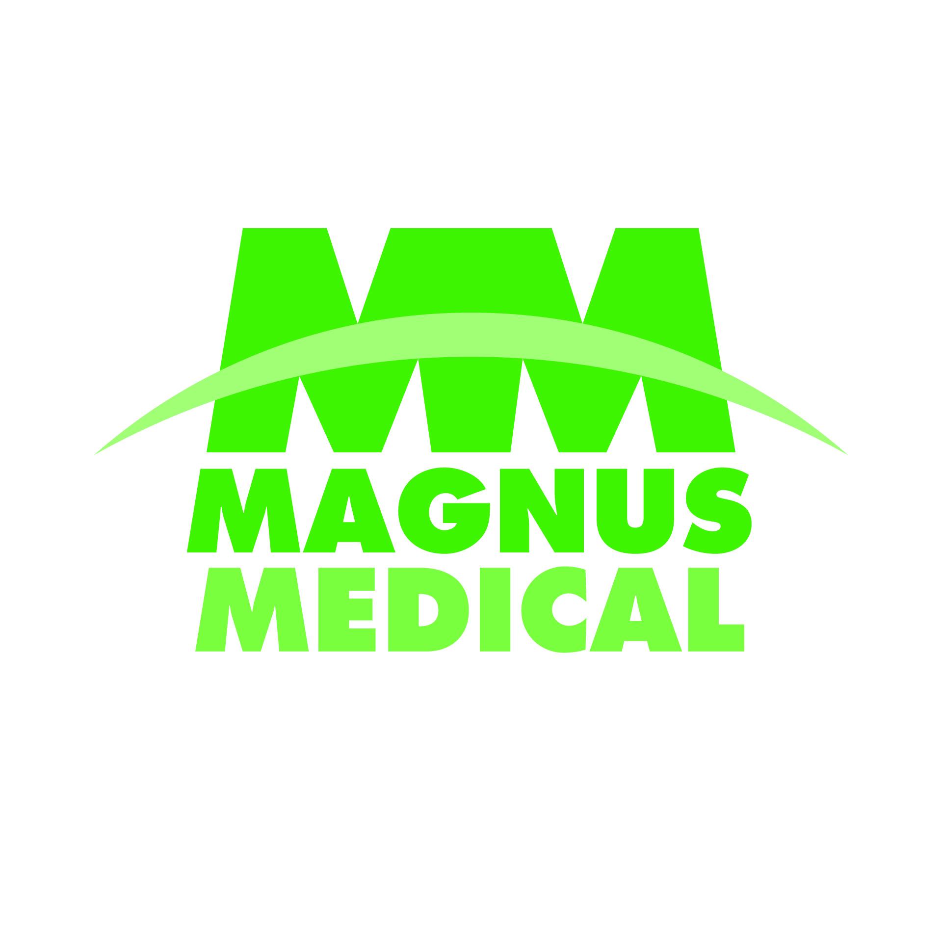 Diseño de Identidad Visual y Logotipo para la marca Magnus Medical