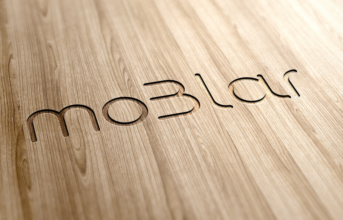 Diseño de Identidad Visual y Logotipo para la marca Moblar