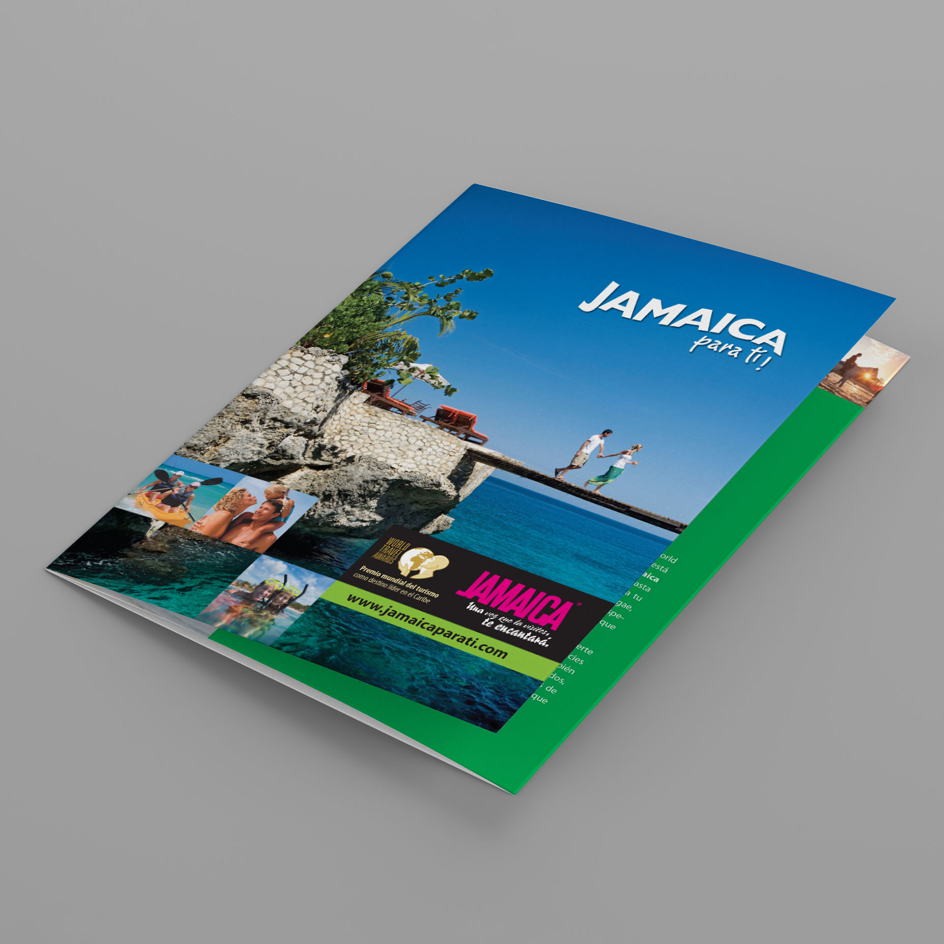 Brochure Jamaica Tourist Board