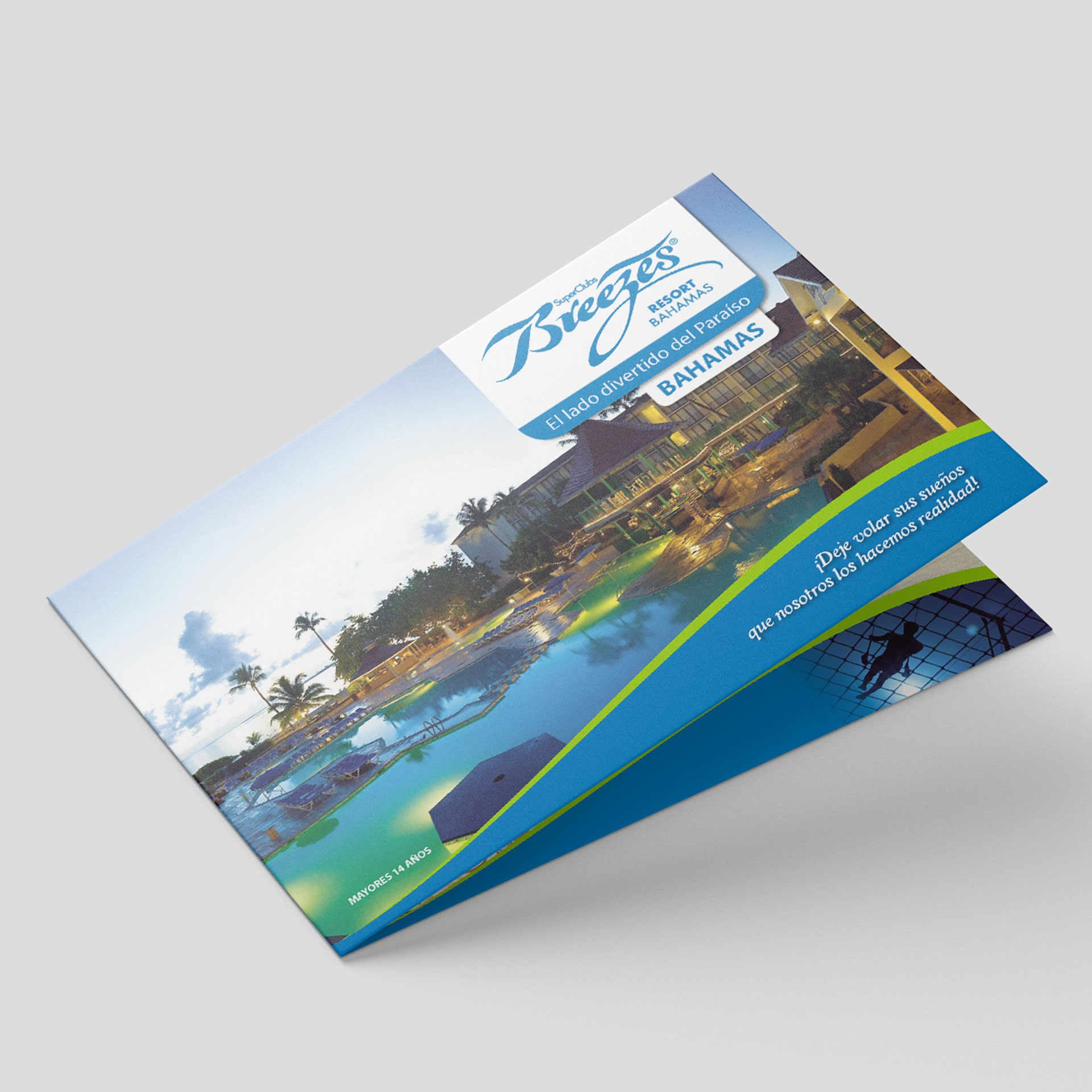 Brochure Breezes Resort Bahamas
