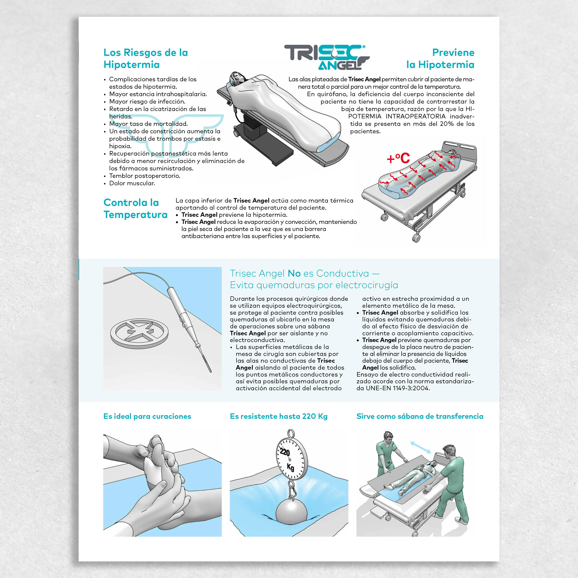 Brochure Trisec Angel