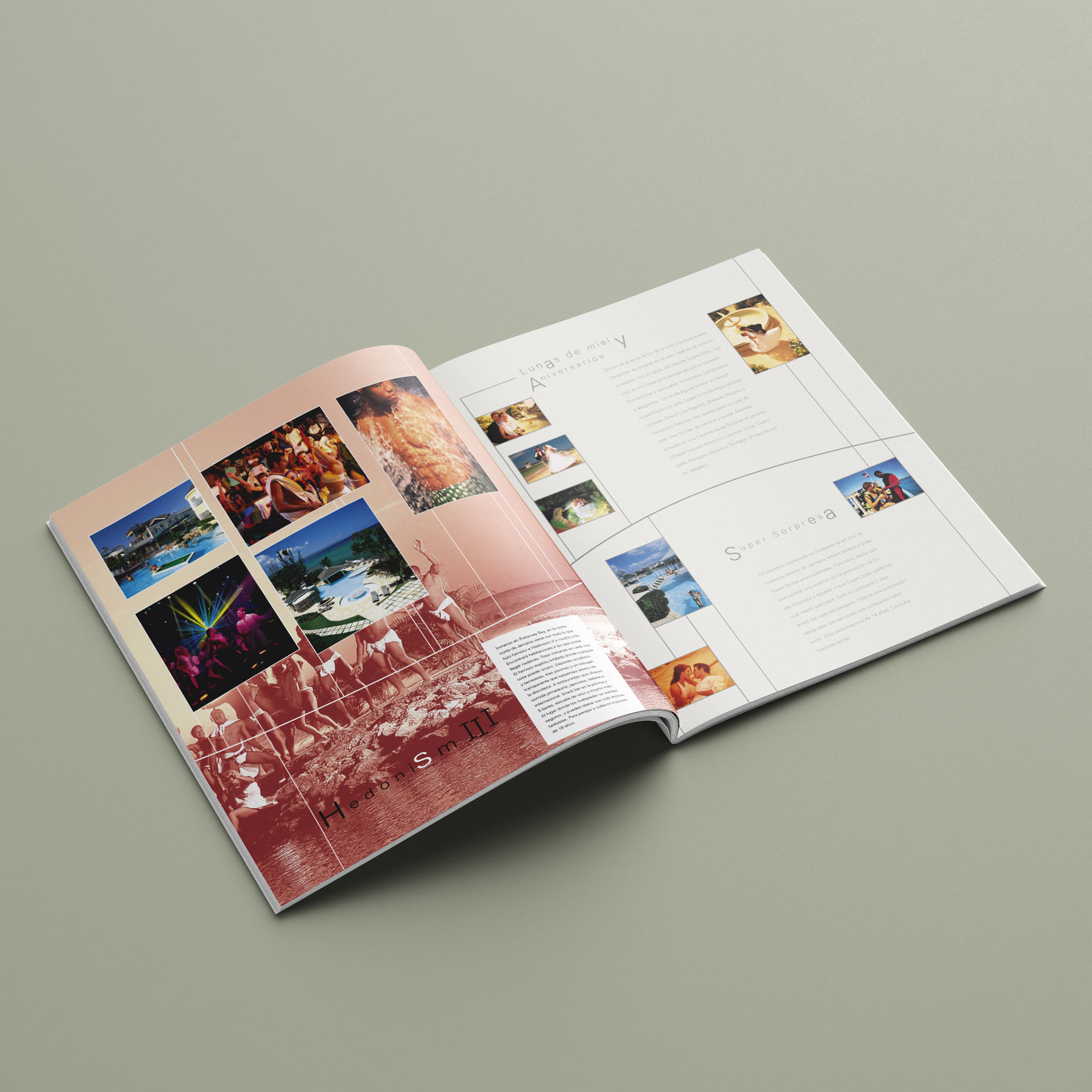 Portafolio Hoteles y Resorts SuperClubs